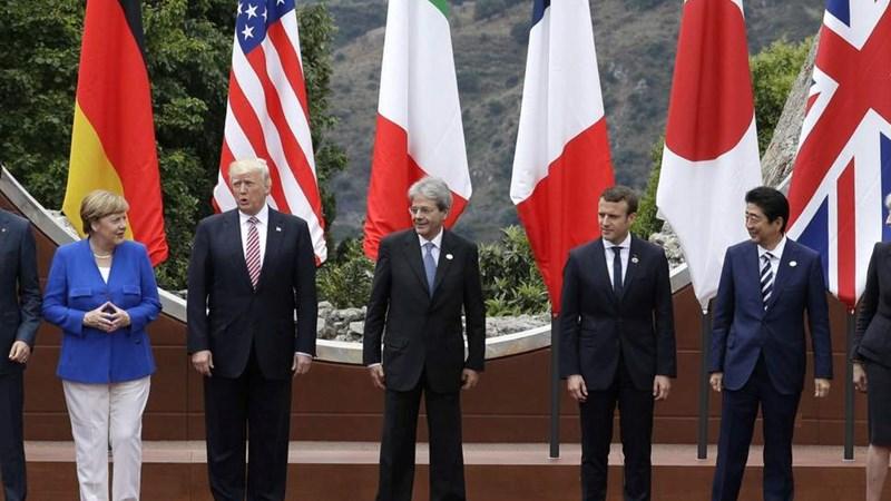[Infographic] Hội nghị thượng đỉnh G7: Sự bất ngờ khác với thông lệ