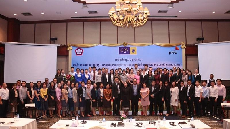 Tổ chức hội thảo về kiểm toán nội bộ và phát triển bền vững trong kinh doanh