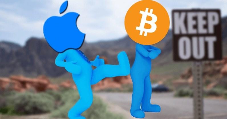 """Apple ban hành lệnh """"cấm cửa"""" với tất cả các ứng dụng đào tiền ảo"""