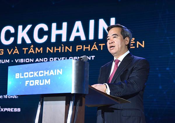 Blockchain sẽ dẫn dắt công nghệ tương lai