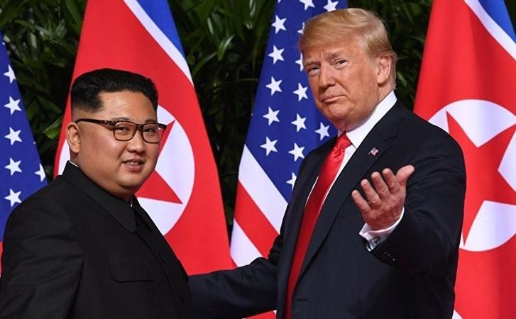 [Infographic] Quan hệ Mỹ - Triều dưới thời Tổng thống Donald Trump