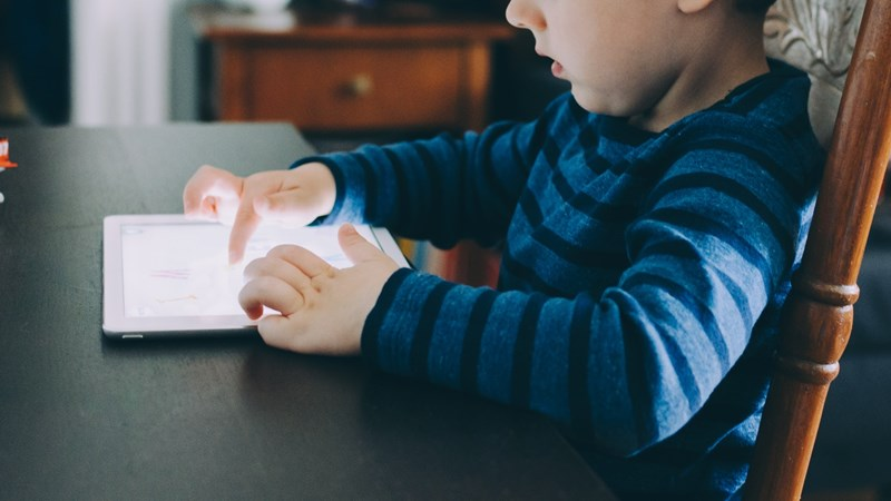 [Infographic] Trẻ em trong thế giới công nghệ số