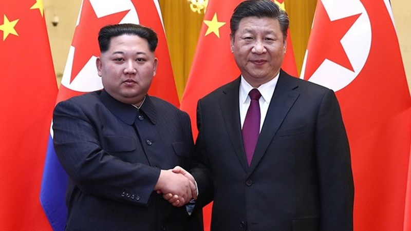 [Video] Báo chí Nhật đồn đoán mục đích Kim Jong-un tới Trung Quốc lần ba