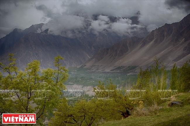 Khám phá thung lũng Hunza ở Pakistan