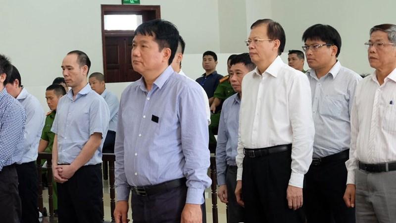 [Video] Ông Đinh La Thăng: Nhận 30 năm tù, bồi thường 600 tỷ đồng
