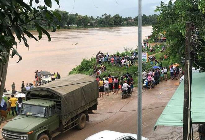 [Video] An Giang, Đồng Tháp sẽ chịu ảnh hưởng vụ vỡ đập thủy điện ở Lào