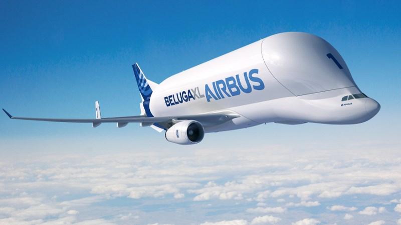 """[Video] Airbus chế tạo """"Cá voi bay"""" Beluga XL khổng lồ"""