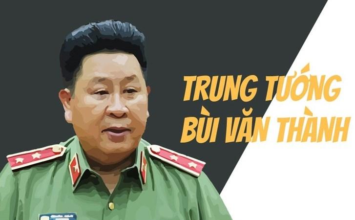 [Infographic] Những sai phạm nào khiến Thứ trưởng Bùi Văn Thành bị cách chức?