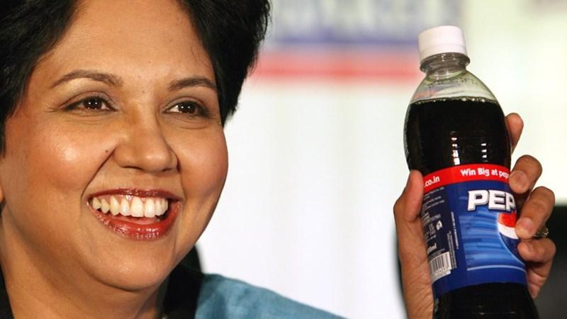 """Con đường sự nghiệp của """"nữ tướng"""" Pepsi"""
