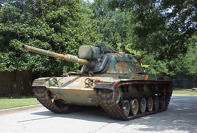 M60 Patton - Xe tăng chủ lực của Mỹ thời Chiến tranh Lạnh
