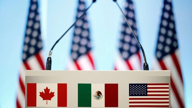 Mỹ - Mexico đạt thỏa thuận về NAFTA