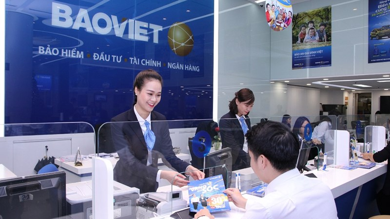 Bảo Việt tiếp tục dẫn đầu thị trường bảo hiểm