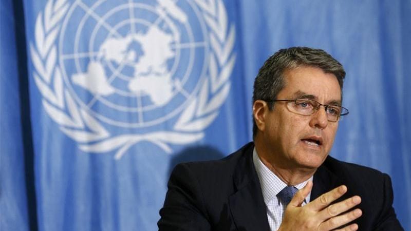 WTO cảnh báo thương mại toàn cầu đang bị đe dọa