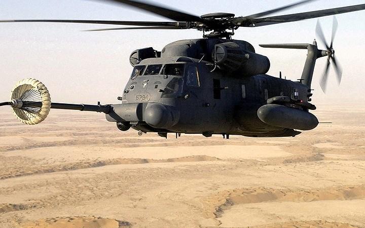Máy bay trực thăng MH-53 của đặc nhiệm không quân Mỹ có gì độc và lạ?
