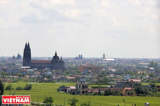 Về vùng nông thôn mới Hải Hậu