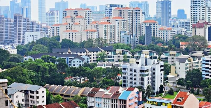 [Video] 90% hộ dân ở Singapore mua được nhà riêng