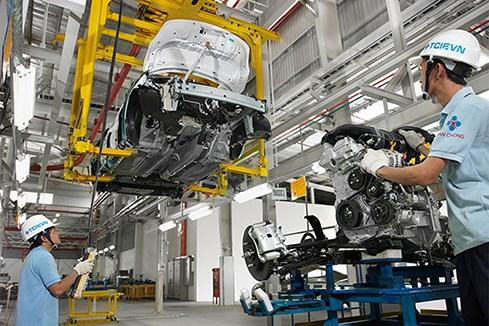 """Ngành công nghiệp cơ khí: Khó """"chen chân"""" vào chuỗi giá trị toàn cầu"""