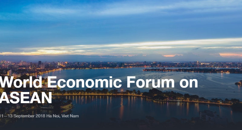 [Infographic] Ba chủ điểm chính của Diễn đàn Kinh tế thế giới về ASEAN 2018