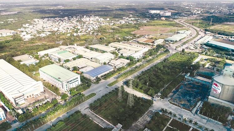 Bất động sản công nghiệp rộng cửa đón nhà đầu tư