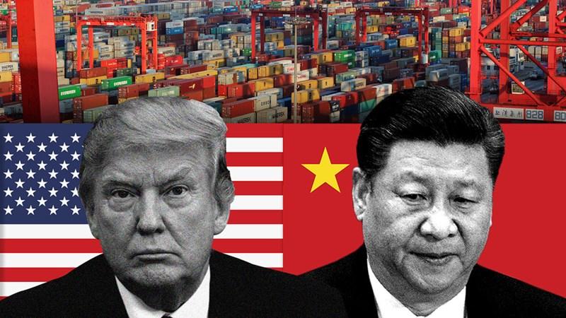 Tổng thống Mỹ công bố áp thuế 10% lên 200 tỉ USD hàng hóa Trung Quốc