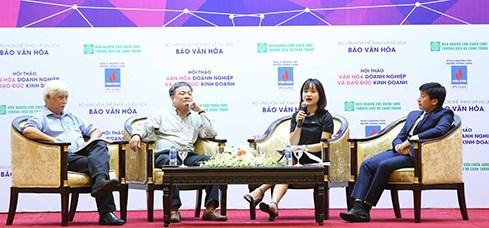 Văn hóa doanh nghiệp và đạo đức kinh doanh: Hành động thay vì hô khẩu hiệu