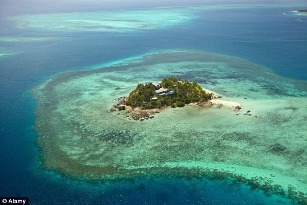 5 tỷ phú sở hữu đảo riêng