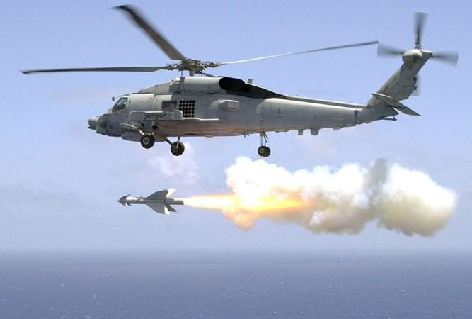 """Sức mạnh tên lửa chống hạm """"chim cánh cụt"""" AGM-119 Penguin"""