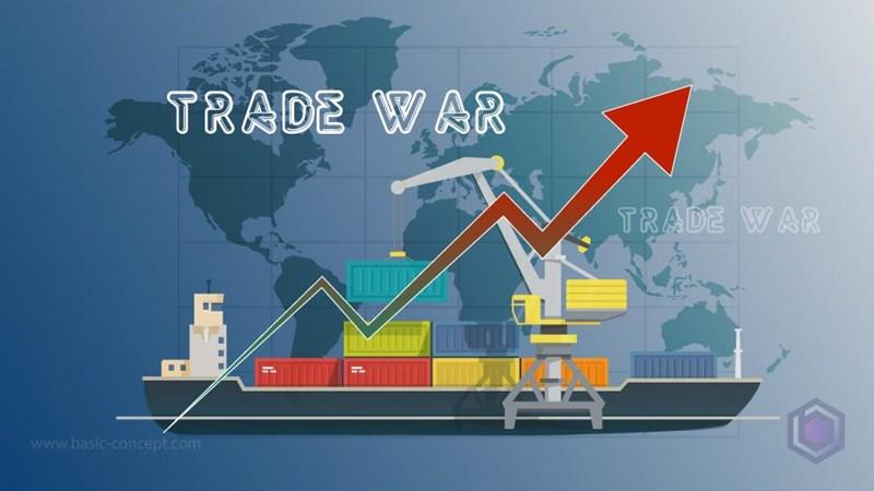 [Infographic] Căng thẳng thương mại giữa Mỹ với EU, Trung Quốc và một số nước khác