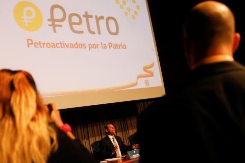 Venezuela sử dụng đồng Petro điện tử trong các giao dịch quốc tế