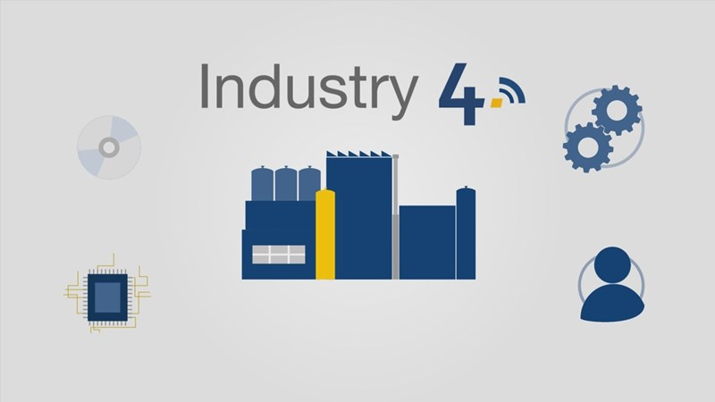 [Infographic] Sản xuất thông minh: Xu thế tất yếu của cách mạng công nghiệp 4.0