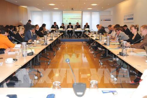 Doanh nghiệp châu Âu ủng hộ mạnh mẽ EVFTA