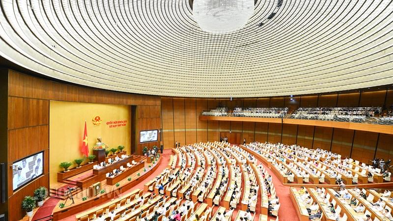 [Infographic] Những nội dung chính của Kỳ họp thứ 6, Quốc hội khóa XIV
