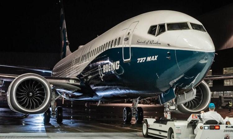 [Video] Quá trình lắp ráp một chiếc Boeing 737 MAX 8