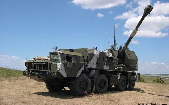 Tổ hợp pháo phòng thủ bờ biển Bereg độc nhất vô nhị của Nga