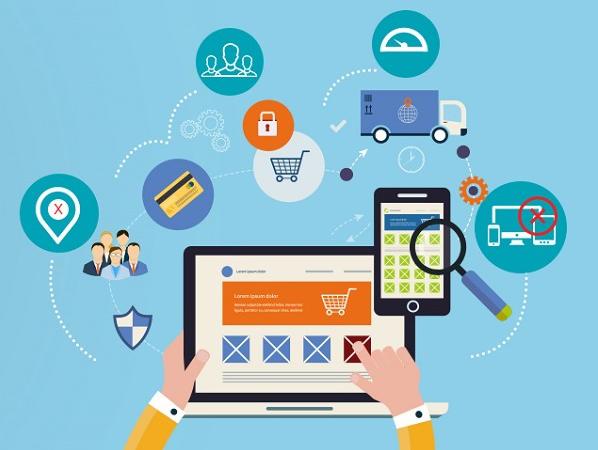 Giải pháp nâng cao hiệu quả quản lý giám sát hoạt động thương mại điện tử