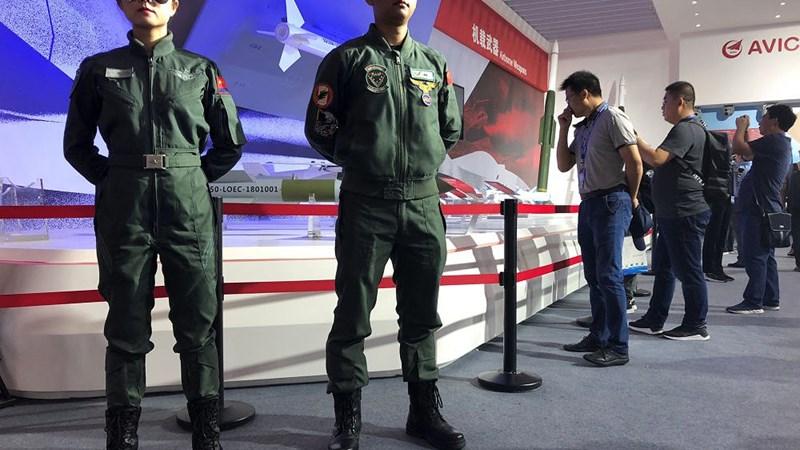 Tham vọng của Trung Quốc qua Triển lãm Hàng không Airshow 2018