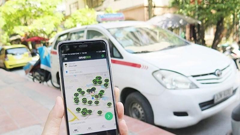 [Infographic] Taxi công nghệ sẽ hoạt động tương tự taxi truyền thống