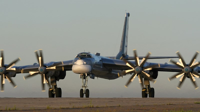 [Video] Oanh tạc cơ 'Gấu hạt nhân' Nga được tin dùng hơn 60 năm qua