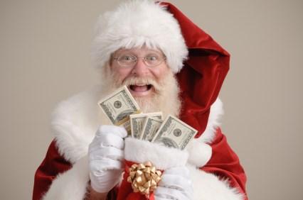 Santa Claus Rally: Vì sao nhà đầu tư chứng khoán