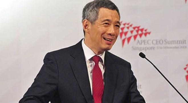 Ăn trưa với Thủ tướng Singapore Lý Hiển Long
