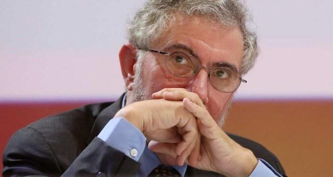 Paul Krugman: Cần có Abenomics cho châu Âu