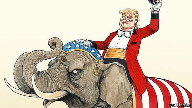 Chiến thắng của Donald Trump hay đại họa cho nước Mỹ
