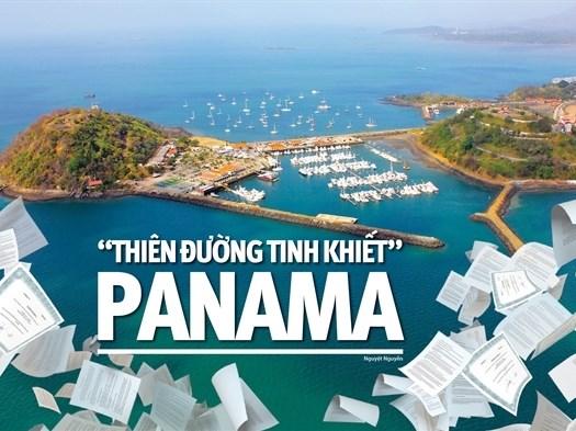 """""""Thiên đường tinh khiết"""" Panama và câu chuyện luân chuyển lợi nhuận"""