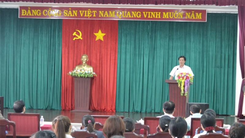 Kho bạc nhà nước Đắk Nông tập trung thực hiện tốt công tác thu ngân sách