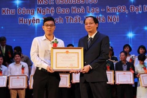 Hà Nội tuyên dương 422 doanh nghiệp thực hiện tốt pháp luật thuế