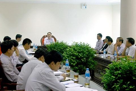 Ninh Bình: Thu ngân sách nhà nước 10 tháng đạt 84% dự toán phấn đấu