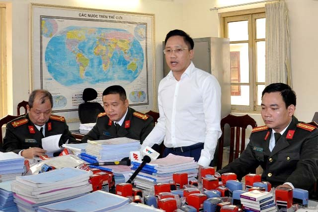 Hà Nội: Triệt phá đường dây mua bán hóa đơn lớn