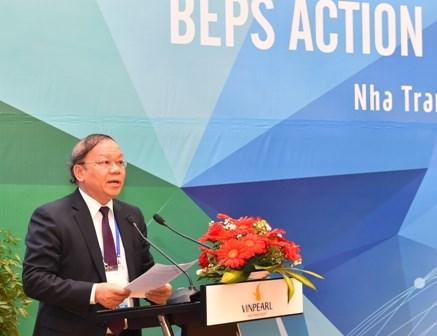 APEC 2017: Triển khai chương trình chống xói mòn cơ sở thuế