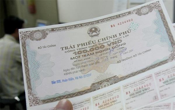 Kho bạc Nhà nước huy động thêm hơn 6 nghìn tỷ đồng trái phiếu Chính phủ