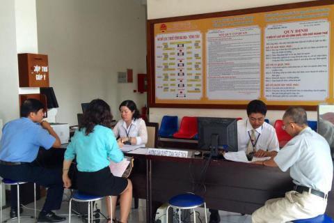 Cục Thuế Bà Rịa - Vũng Tàu: Hai tháng thu ngân sách gần 8,2 nghìn tỷ đồng